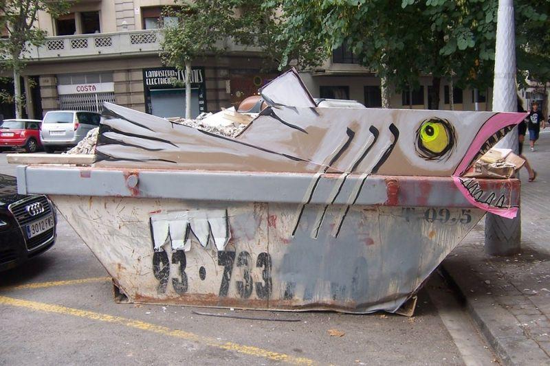 El arte es basura Musor-018