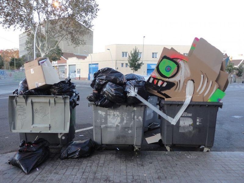 El arte es basura Musor-019