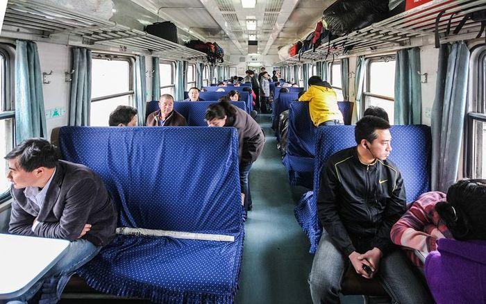 китай, поездка, поезд, путешествия