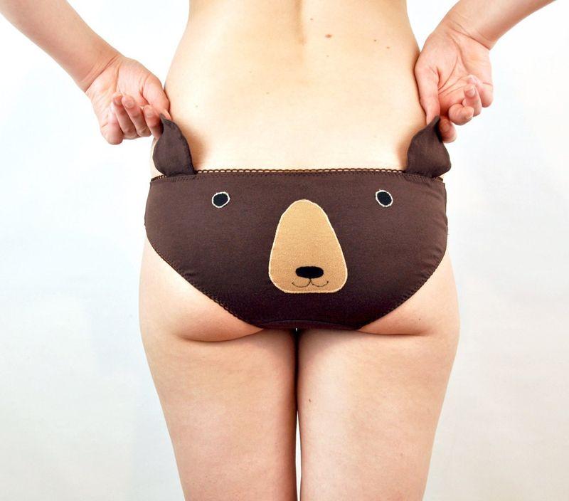 Смешные картинка нижнего белья