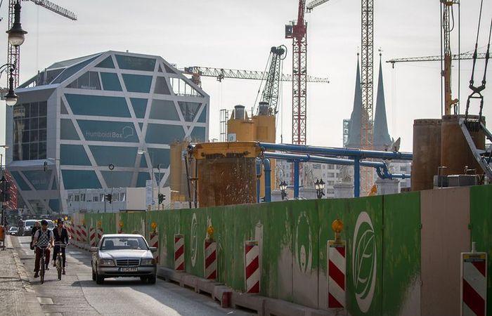 берлин, улицы, путешествие