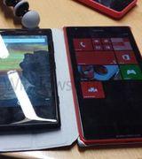 Слухи о новом планшетофоне Nokia Lumia 1520