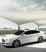Ford Fusion бросает вызов Toyota Camry