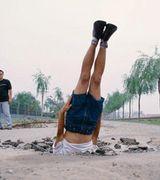 Ли Вэй против гравитации