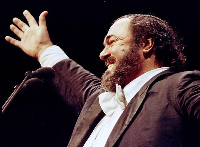 Лучиано Паваротти 1935-2007 (21 фото)