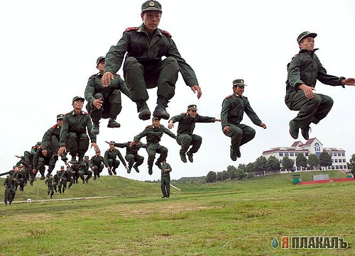 Life in Army