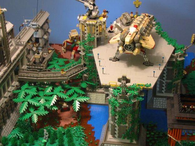 Velskap Universe Of Entertainment Lego Jungle