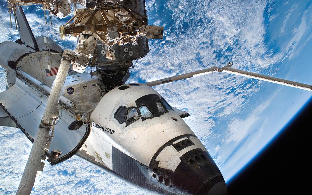 Один день в космосе (12 фото)