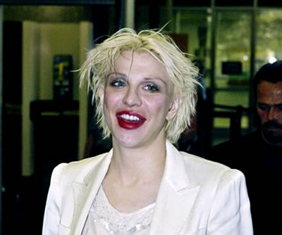 Courtney Love - All Spruced Up