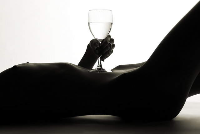 Черно белая эротика фото — 3
