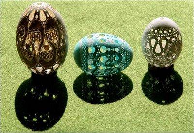 Gorgeous eggs