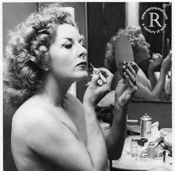Проститутки 60-х фото