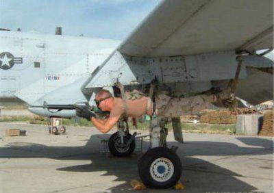 Чисто армейский юмор (40 фото)