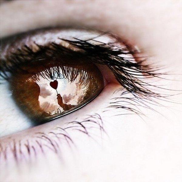 Глаза (12 фото)