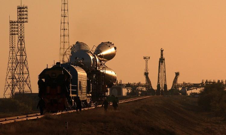 Космодром Байконур (26 фото)