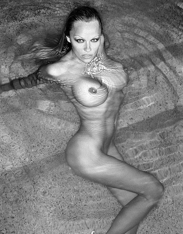 Приколы Эротика Pamela Anderson снялась в Playboy! (16 фото) .