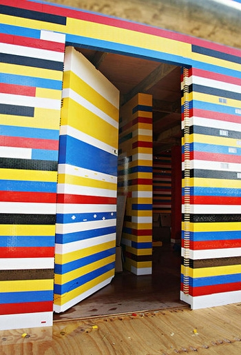 Лего-дом (8 фото)