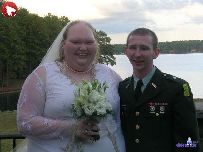 Свадьба ЖЕСТЬ