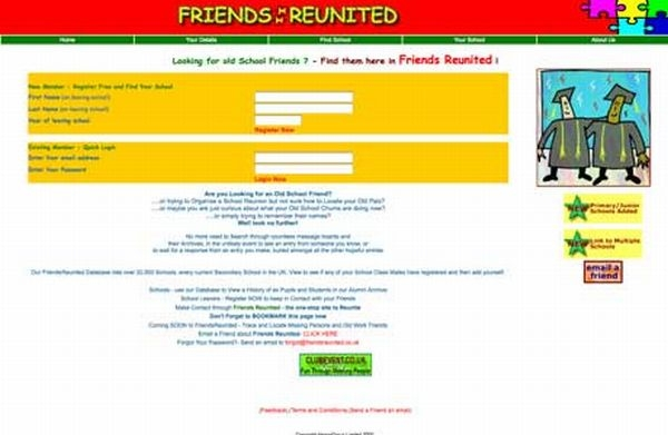 friendsreunited.com (2000)
