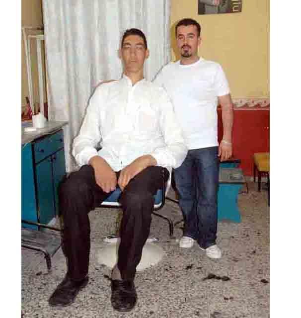 романтическая самый высокий человек в турции фото совершить ошибки при
