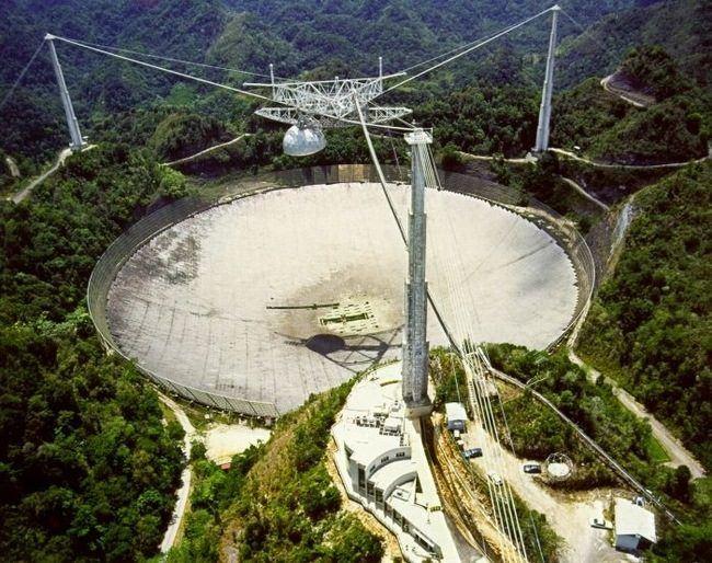 Самая большая в мире астрономическая обсерватория (7 фото)