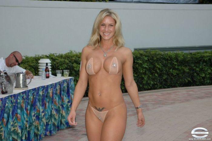 Big tits babe blog