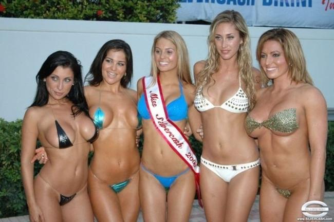 Silvercash Bikini Contest