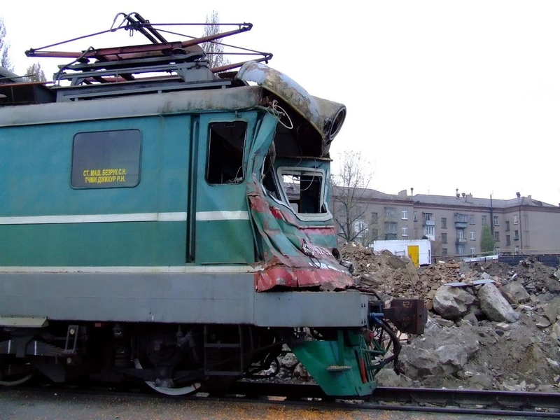 Аварии поездов картинки