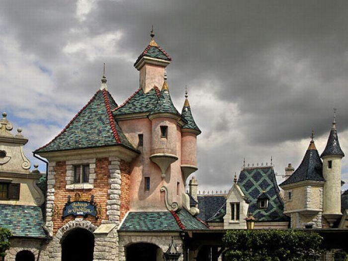 Дачный Домик как из Сказки — 50 фото идей