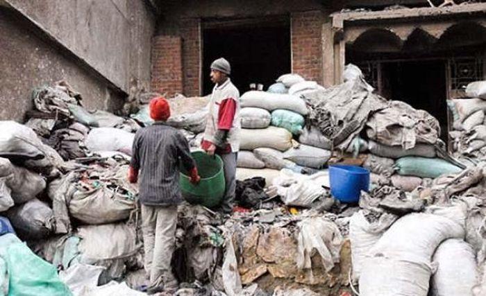 Каир. Город Мусорщиков (20 фото)