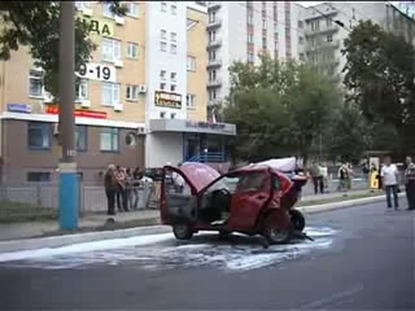 Авария дня часть 18 (фото+видео)