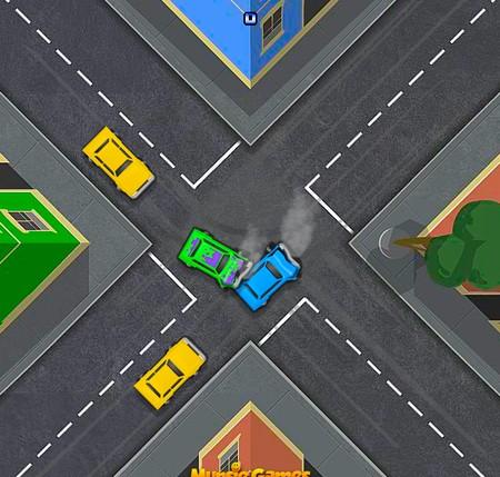 Автомобильный хаос - игра!