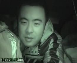 ДПС задержали пьяного китайца