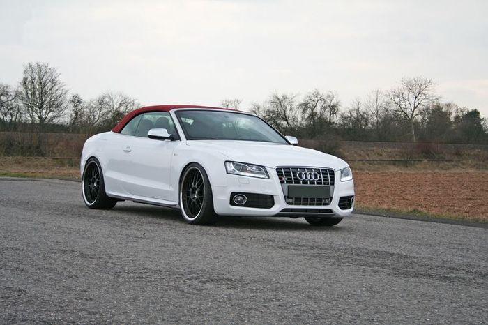 Audi S5 Convertible от HS Motorsport (7 фото)