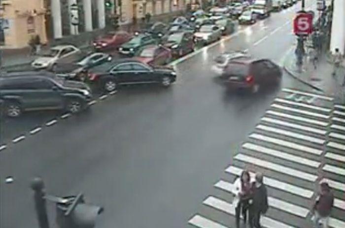 Авария дня часть 25 (фото+видео)