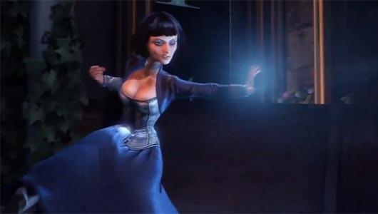 Демонстрация игрового процесса BioShock: Infinite