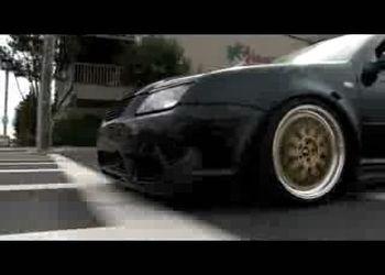 Тюнинг VW - загляденье