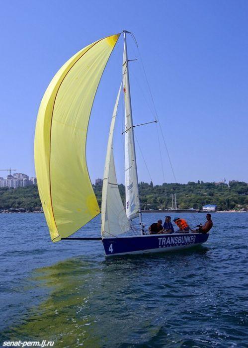 Море, корабли, девушки - прощай лето (29 фото)