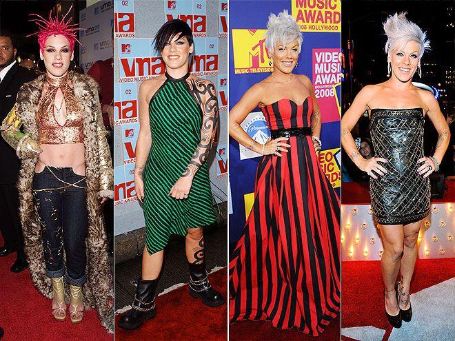 Cтиль звезд премии MTV (7 фото)