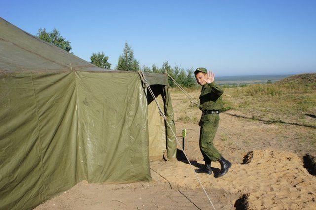 Один день из жизни офицера российской армии (22 фотографии), photo:8