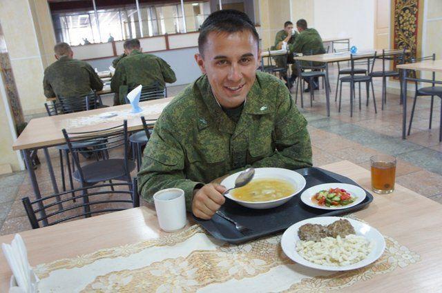 Один день из жизни офицера российской армии (22 фотографии), photo:13