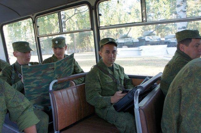 Один день из жизни офицера российской армии (22 фотографии), photo:20