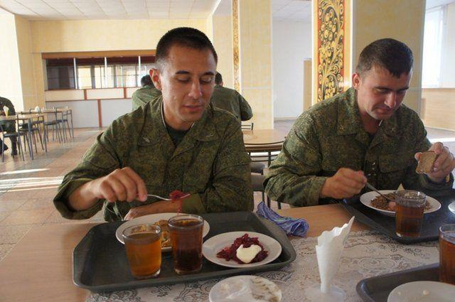 Один день из жизни офицера российской армии (22 фотографии), photo:21