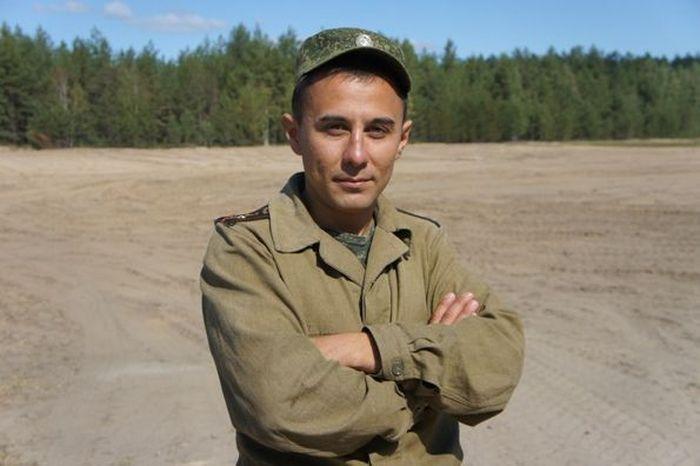 Один день из жизни офицера российской армии (22 фото)