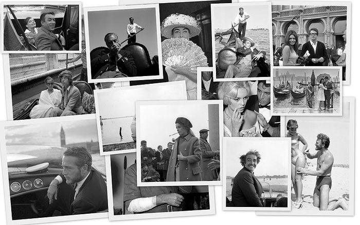 Вспоминая прошлое: Знаменитости в Венеции (14 фото)