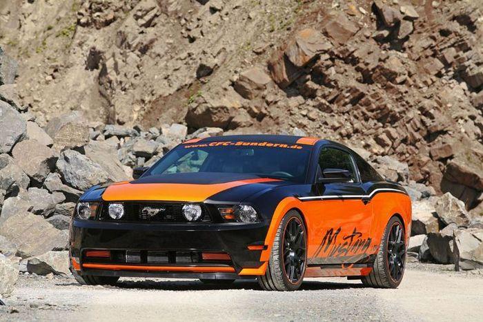 Ford Mustang GT от ателье Design-World (25 фото)