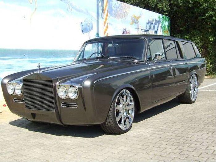 Эксклюзивный Rolls Royce Kombi Unikat (14 фото)