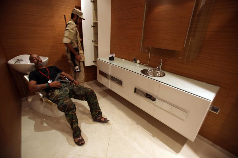 Ливия: Откровения о семье Каддафи