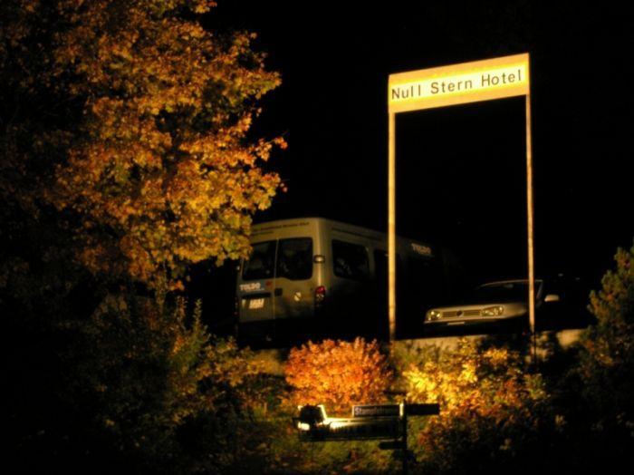 В Швейцарии открылся 0-звездочный отель (7 фото)