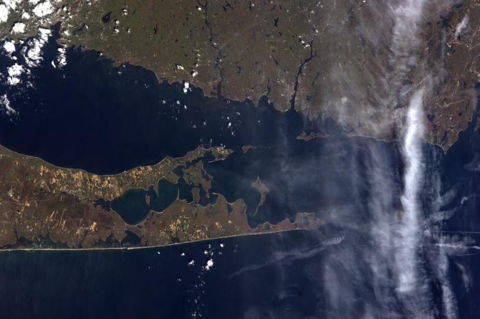 Взгляд из космоса (35 фото)
